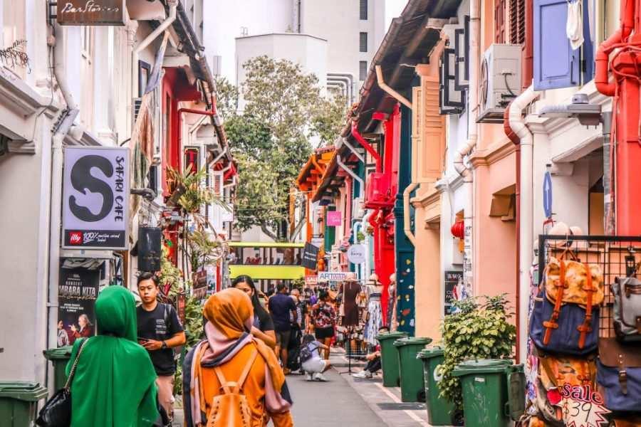 que visitar en singapur