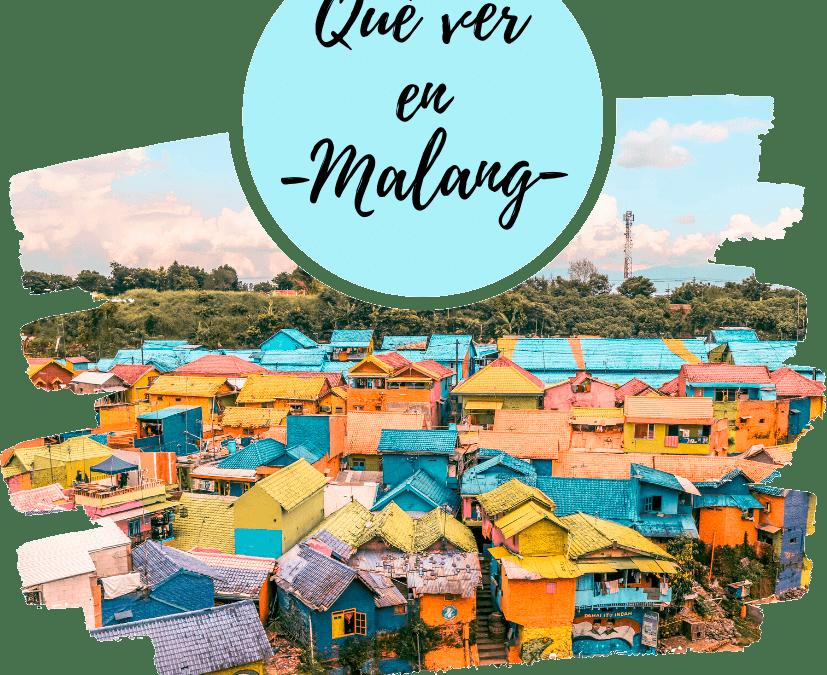Qué ver en Malang