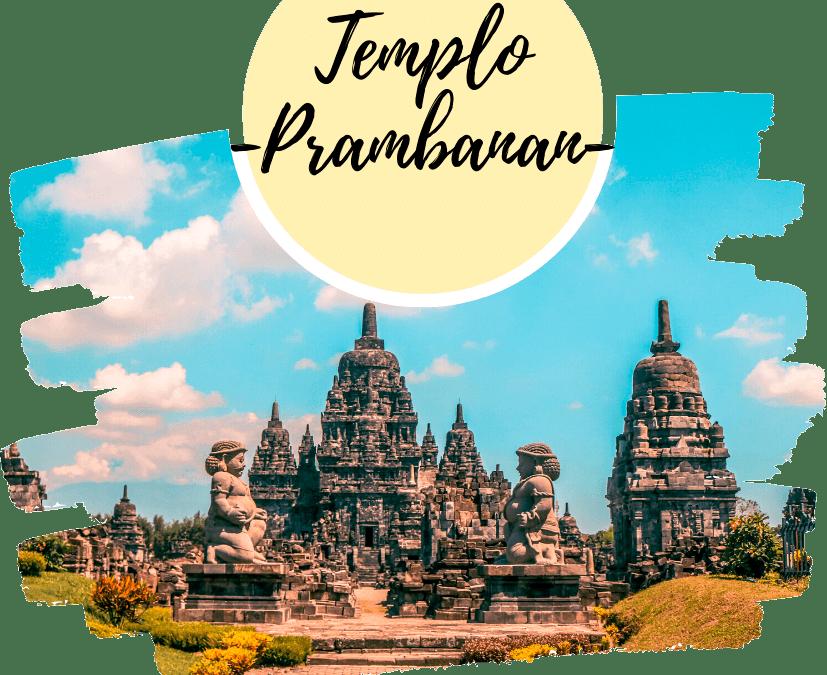 Templo Prambanan Indonesia