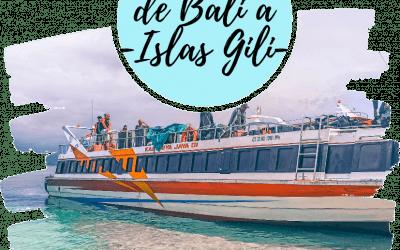 Cómo ir de Bali a las islas Gili