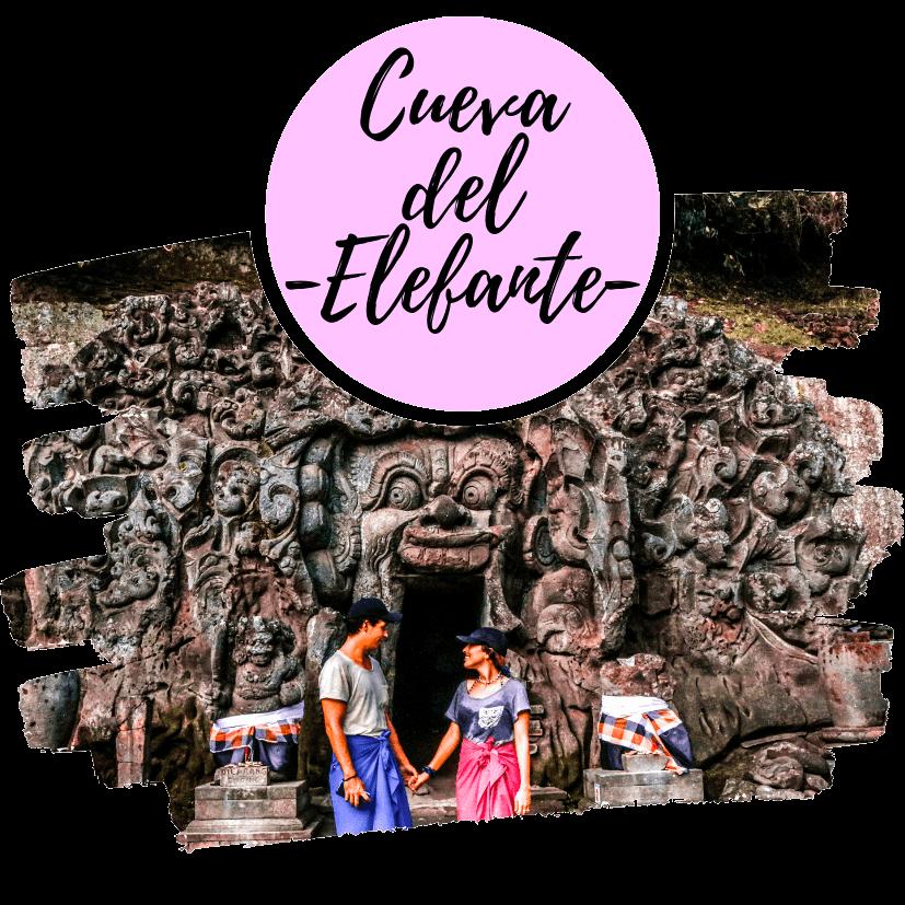 Cueva del Elefante Bali