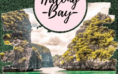 Qué hacer en Halong Bay