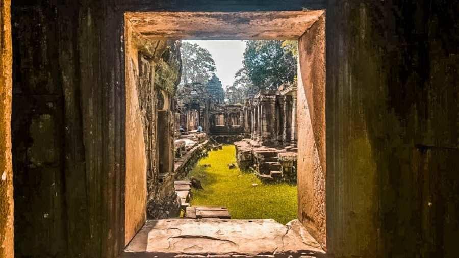 Guía de viaje Camboya