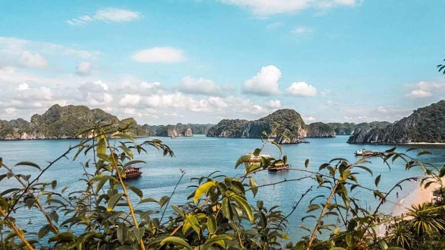que hacer en halong bay