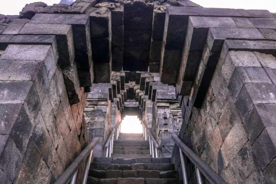 templo borobudur indonesia