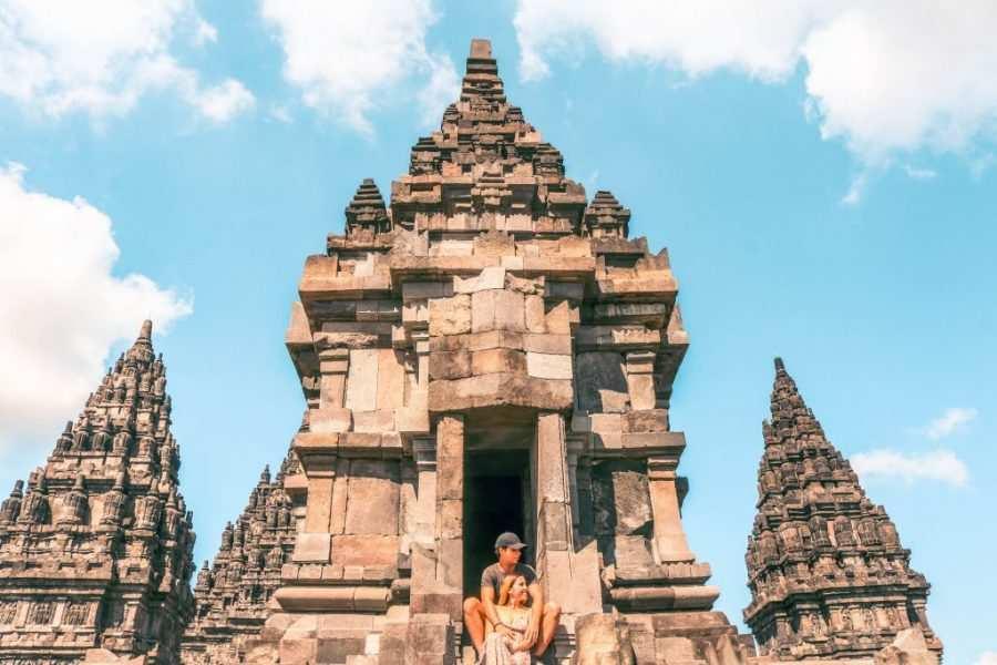 que ver en el templo prambanan