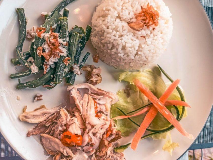 Chicken Sambel Matah