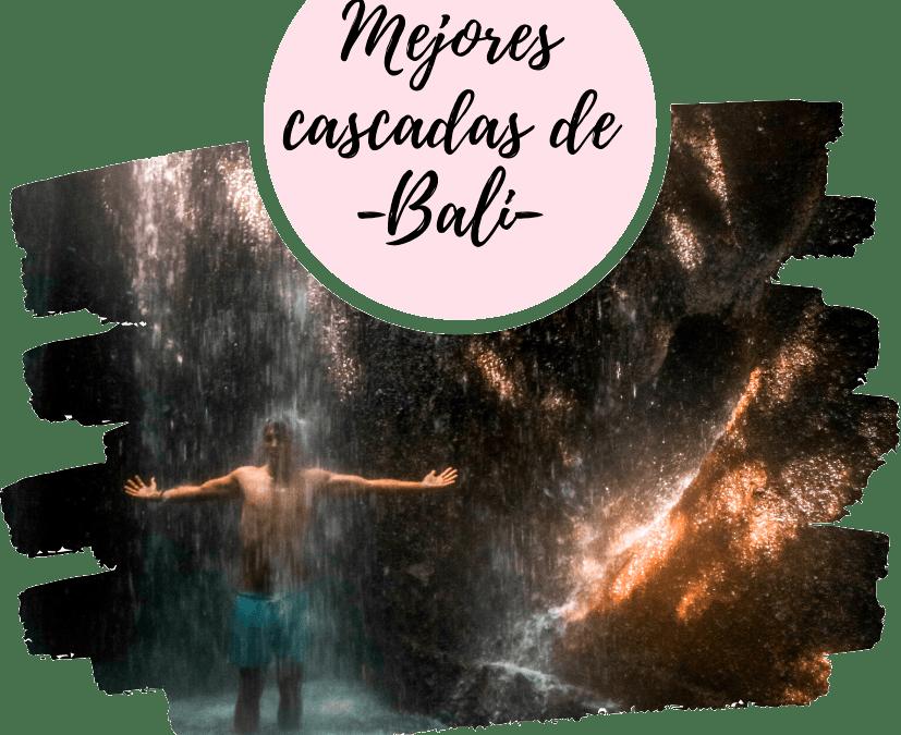 Mejores cascadas de Bali