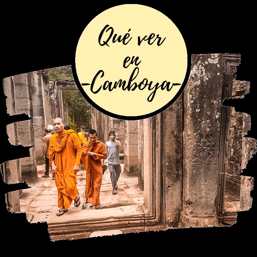 Qué ver en Camboya