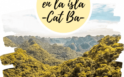 Qué ver en Cat Ba