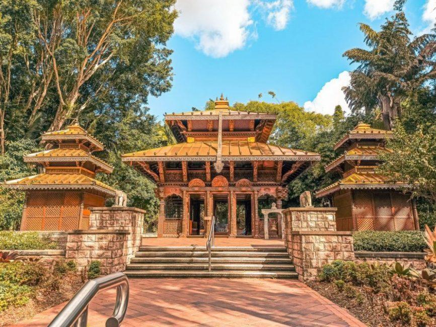 Pagoda Nepalí de Brisbane