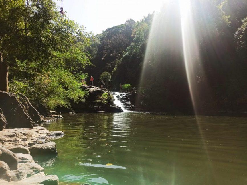 Gardener Waterfall