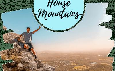 Glass House Mountains Australia