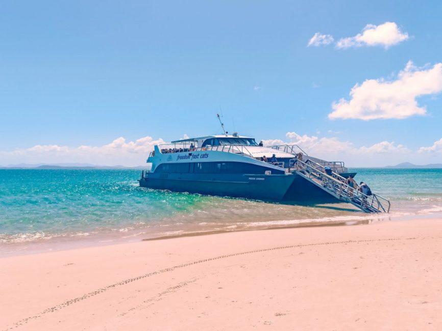 guia para viajar a great keppel island