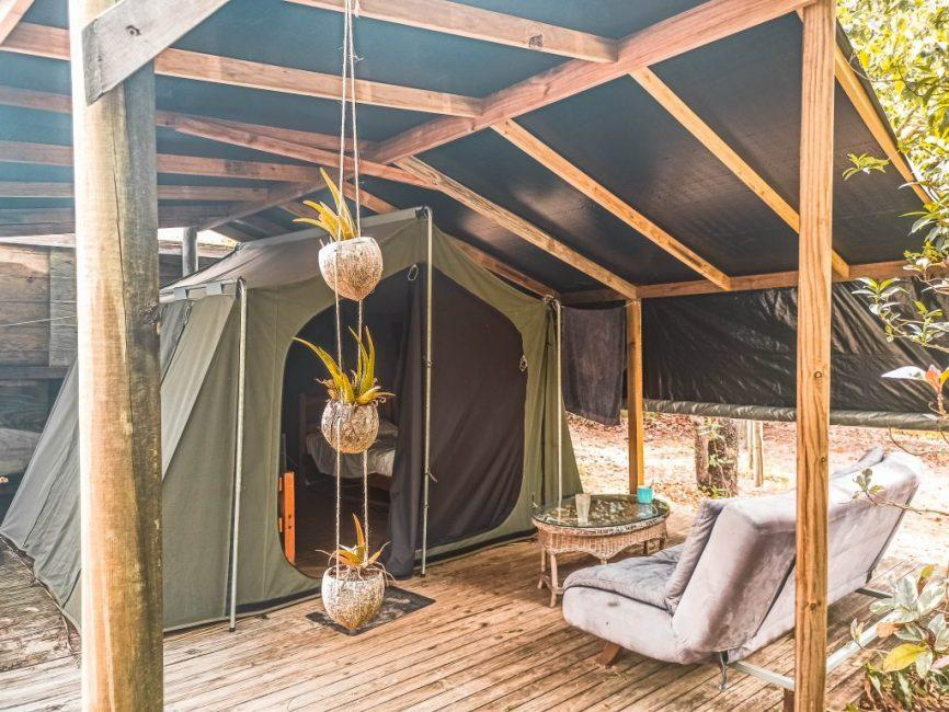glamping great keppel island