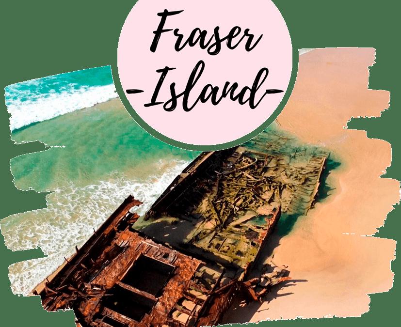 guia para viajar a fraser island australia