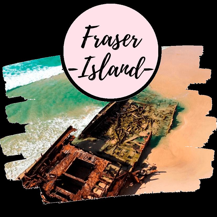 Guía para viajar a la isla Fraser Australia