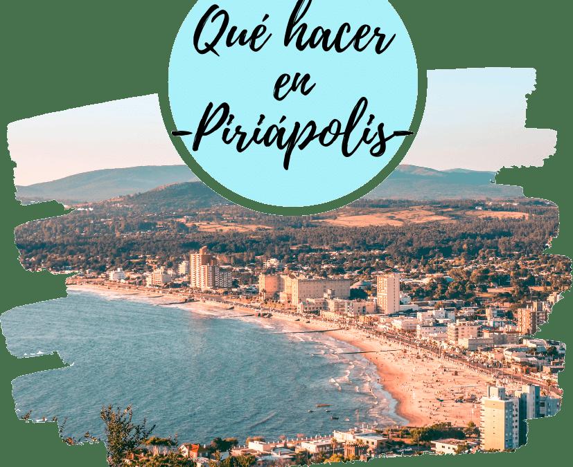 Qué hacer en Piriápolis