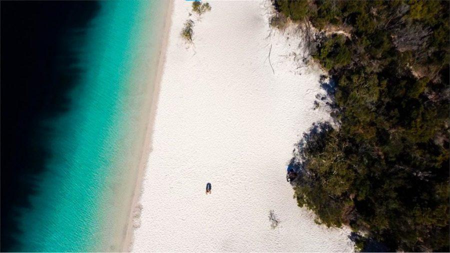 McKenzie Lake Fraser Island