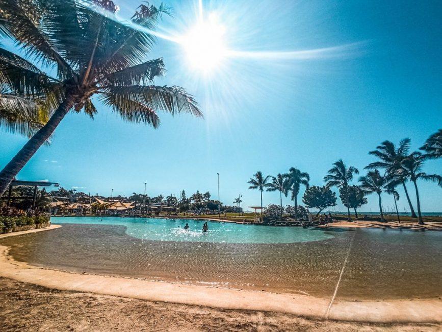 Lagoon de Airlie Beach