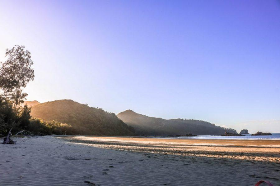 playa de Cape Hillsborough
