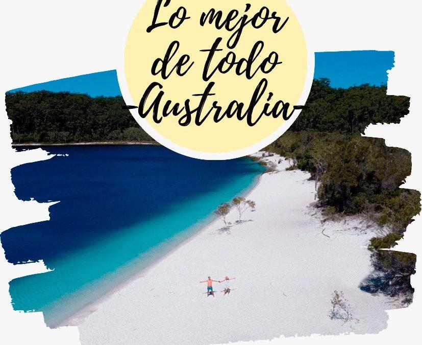 Lugares turísticos de Australia